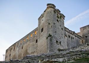 castillo de sabiote3