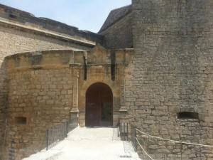 entrada castillo. Seturja