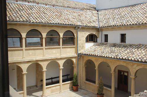 Convento de Santa María, Sabiote