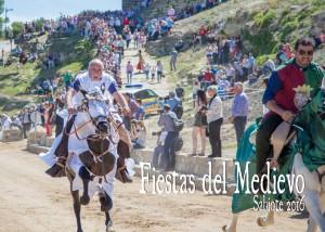 Fiestas del Medievo. Carreras de Caballos