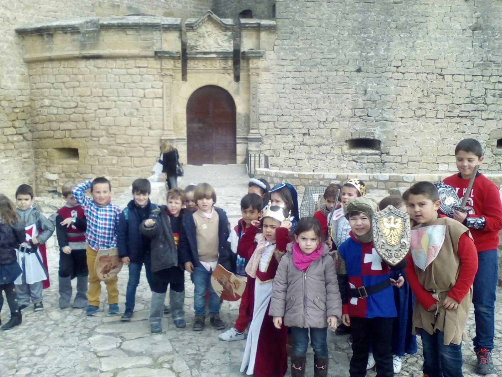 visita-escolares-CEIP-LaCarolina_Sabiote_Turismo_1