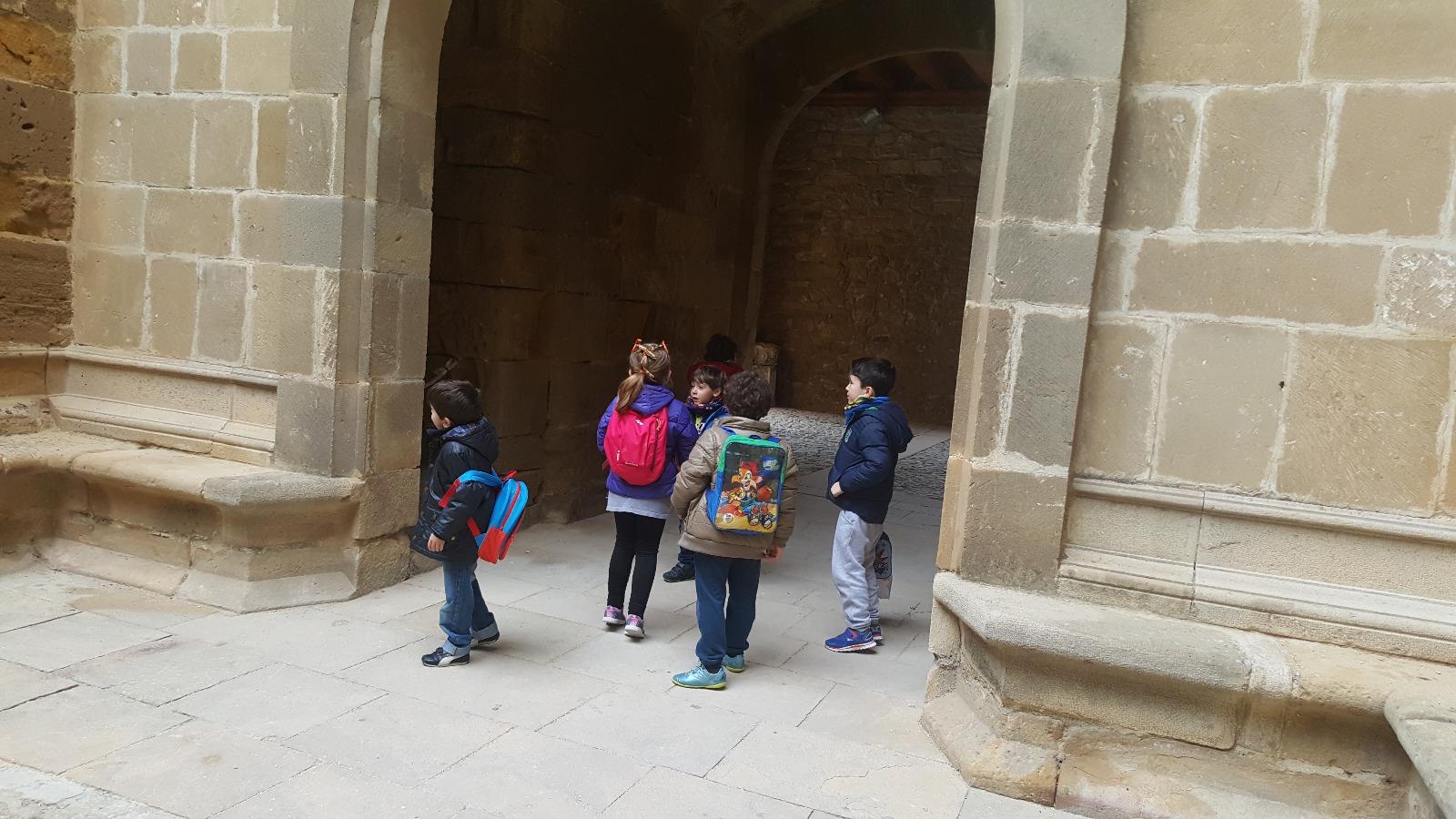 visita-escolares-CEIP-Villacarrillo_Sabiote_Turismo6