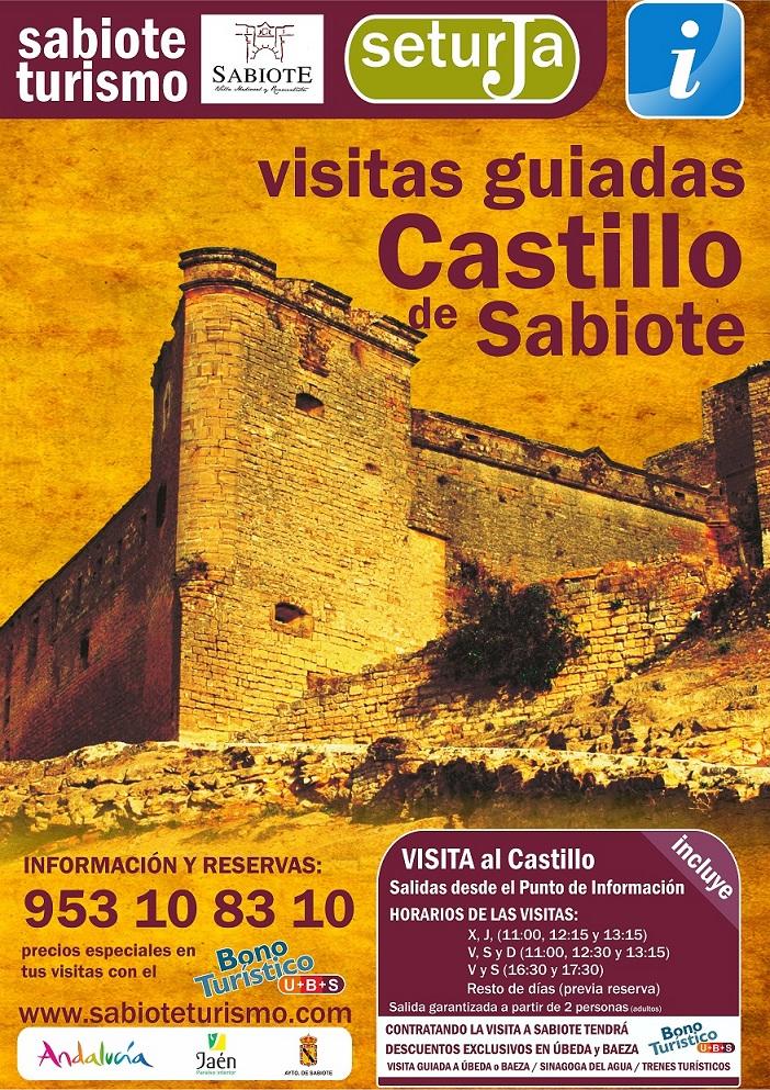 Seturja abre las puertas del Castillo de Sabiote