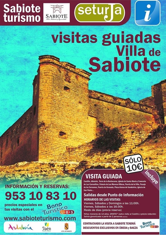 Visita la Villa de Sabiote
