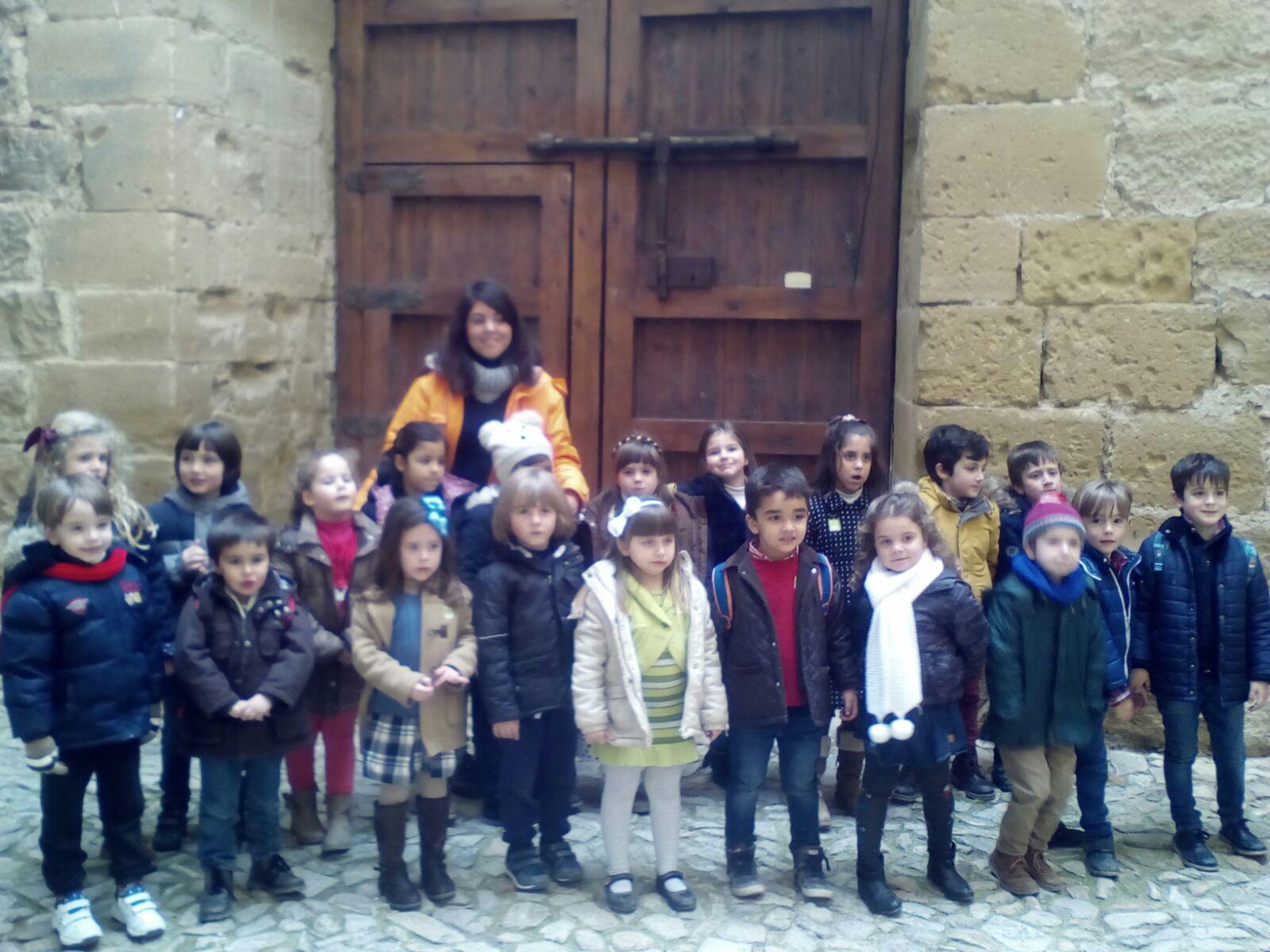 visita-escolares-CEIP-LaCarolina_Sabiote_Turismo