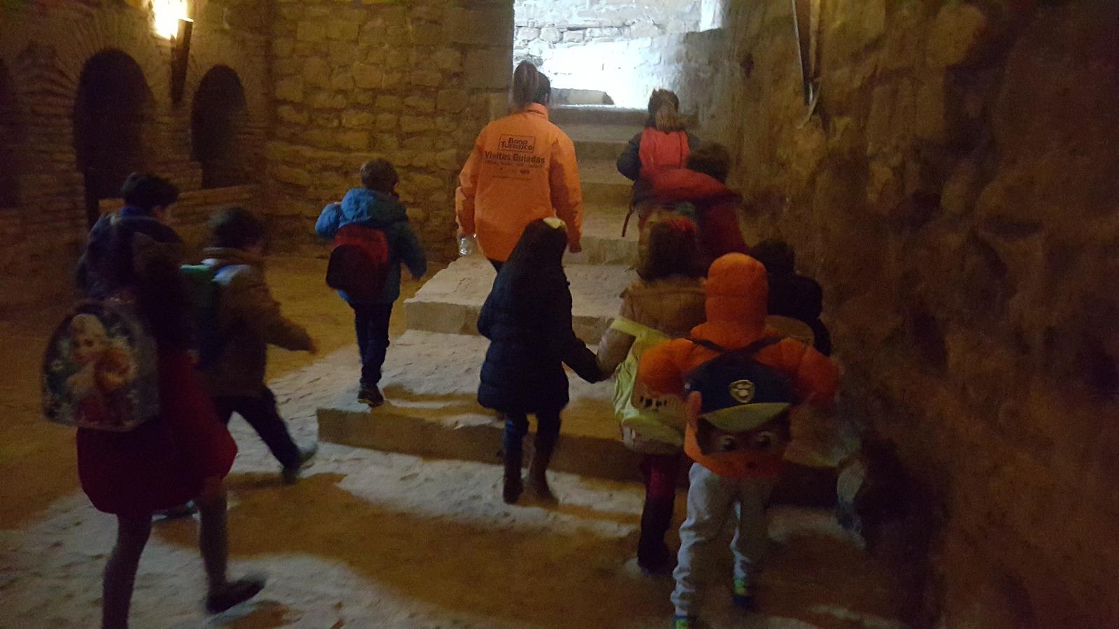 visita-escolares-CEIP-Villacarrillo_Sabiote_Turismo-2
