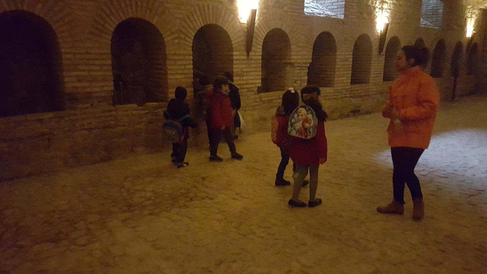 visita-escolares-CEIP-Villacarrillo_Sabiote_Turismo3