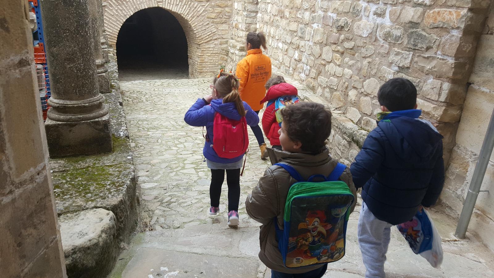 visita-escolares-CEIP-Villacarrillo_Sabiote_Turismo4