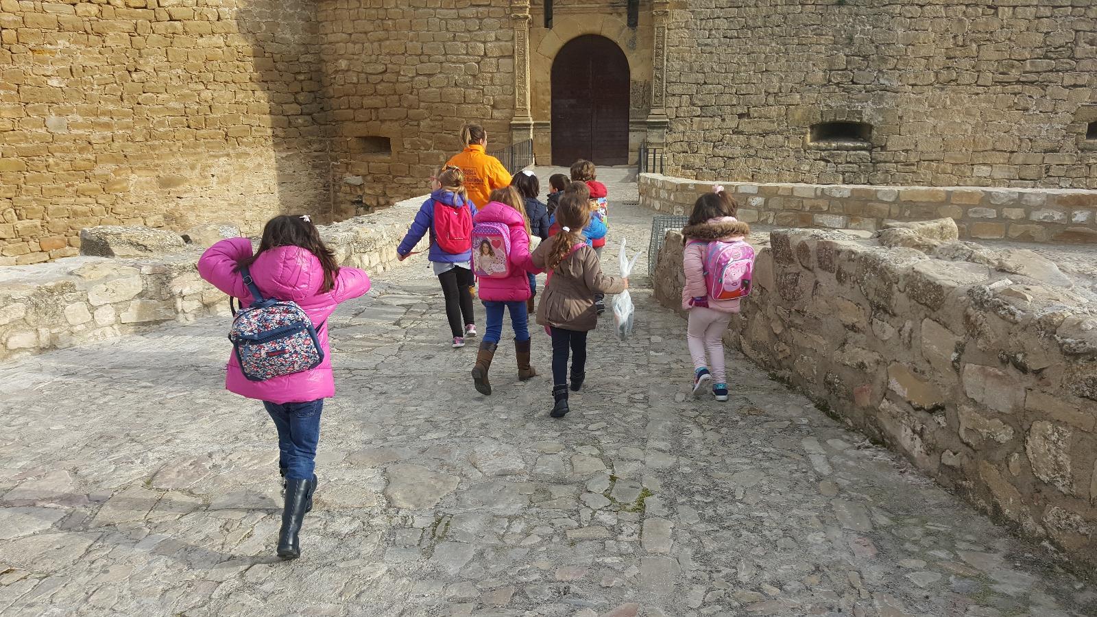 visita-escolares-CEIP-Villacarrillo_Sabiote_Turismo8